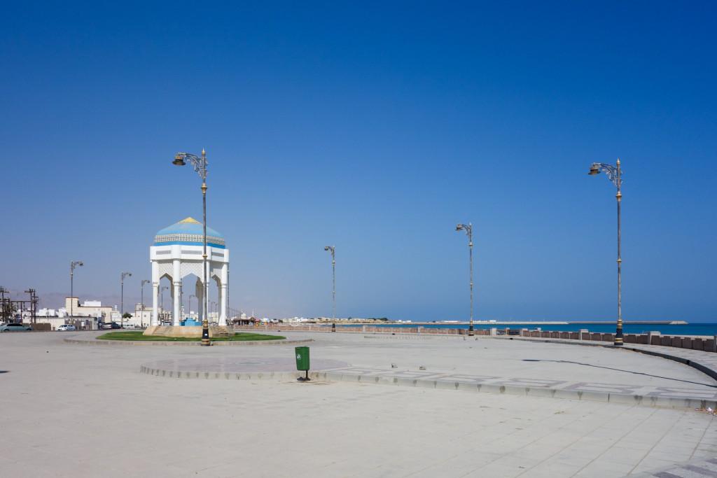 Promenade in Sur